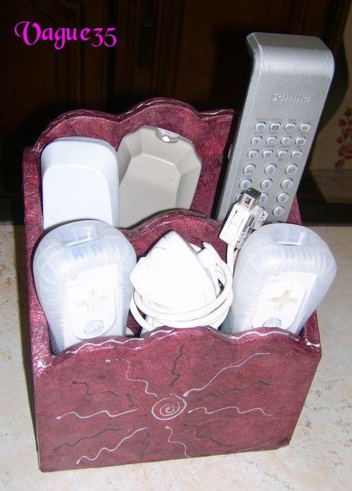 Objets en carton meubles carton objets carton bijoux for Marc miroir kraft
