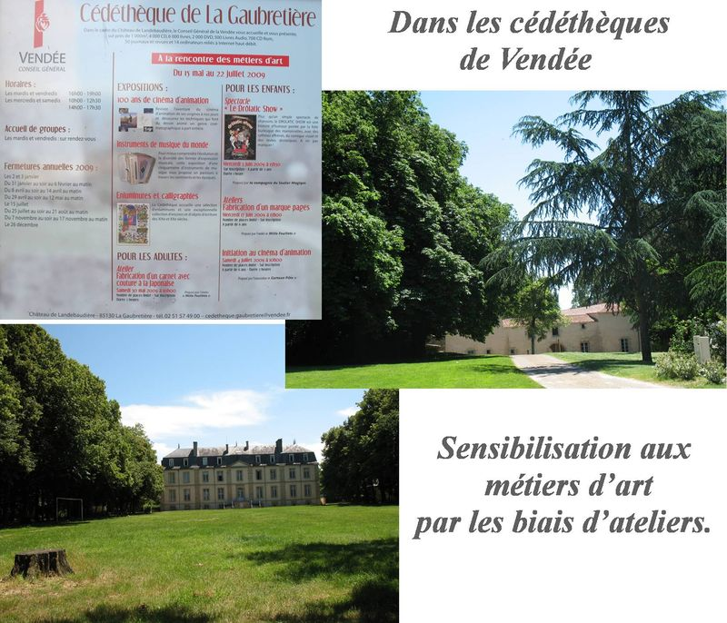 ateliers cedetheques vendee 2