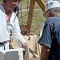 Les outils de Taille de Pierre: L'outil de frappe