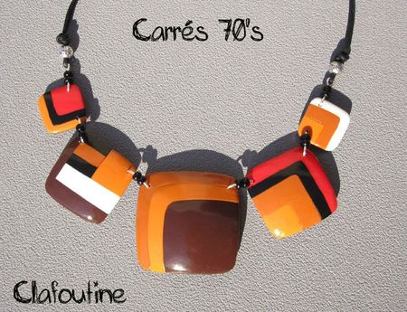 carrés-70's-collier