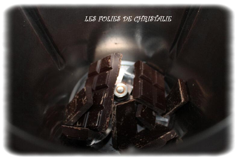 Gâteau choc frmaboises 1