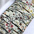 Bouillotte épeautre-cerise-lavande Libertrees
