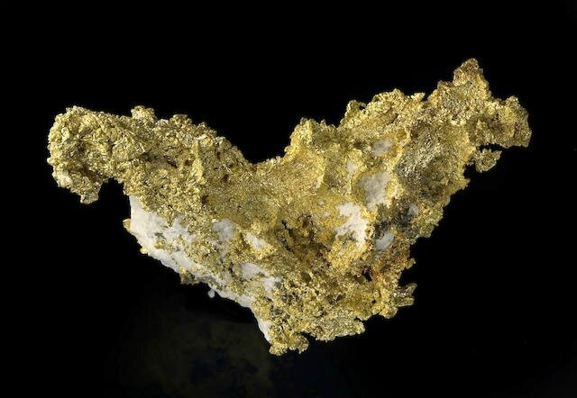 Magnificent and Very Large Gold-in-Quartz Specimen