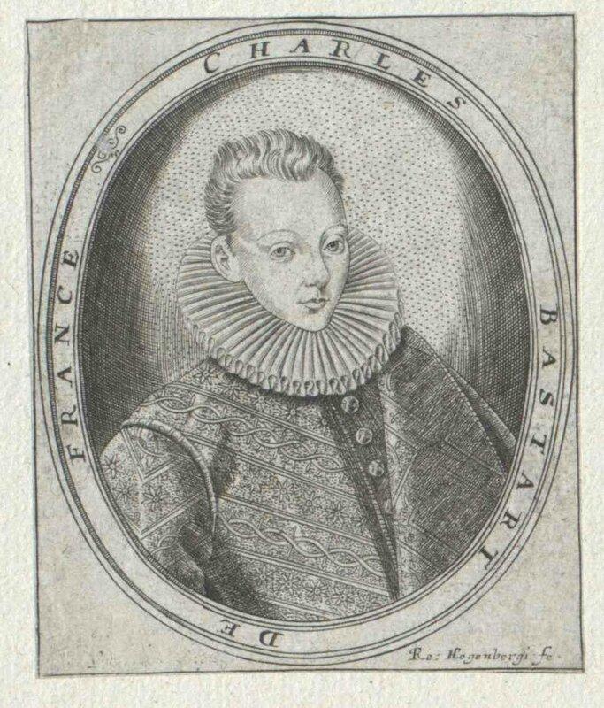 Charles, bâtard de France