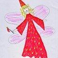 La fée, par Faustine, celle qui apporte les profiteroles ... ?