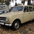 Renault 4 tl 1968 à 1974, retrorencard
