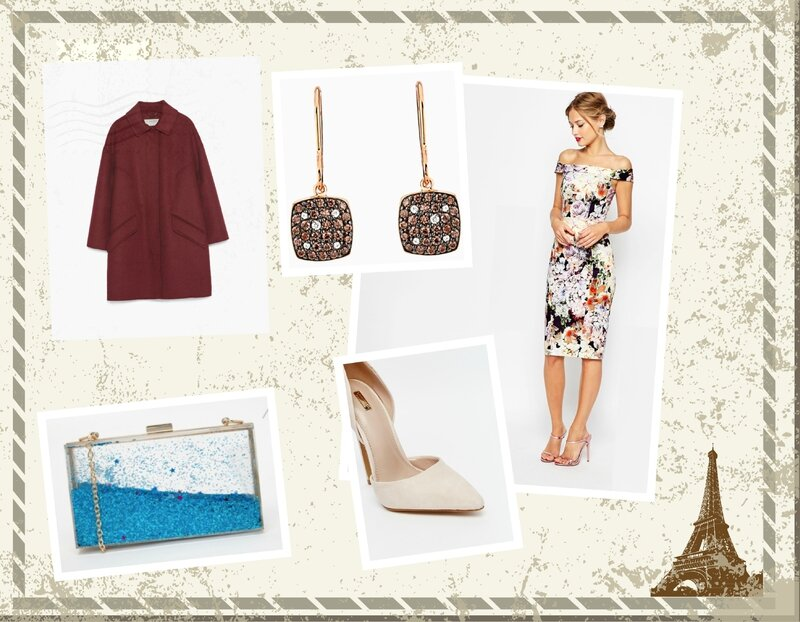 Look invitée mariage hiver 4
