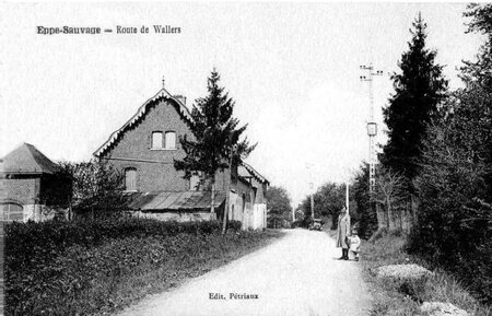 EPPE-SAUVAGE-Route de Wallers