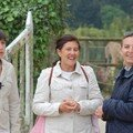 Emy, Valère et Sandra