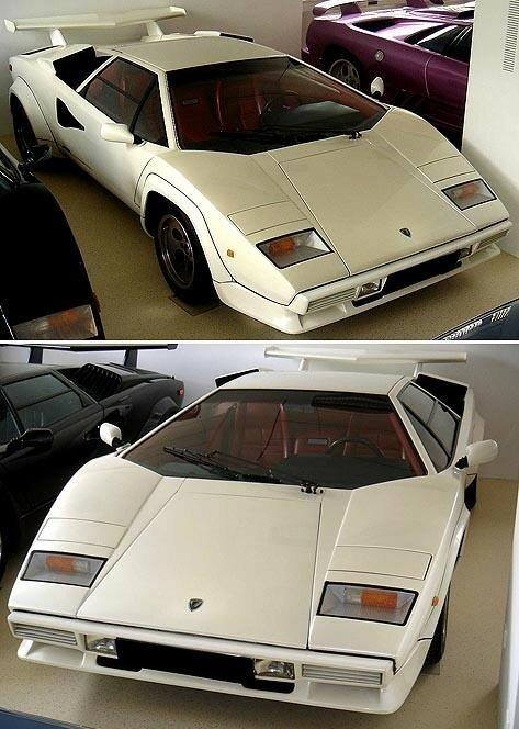 LAMBORGHINI - Countach 5000 S - 1983