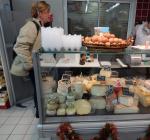 Le choix des fromages corses, Ajaccio 231215