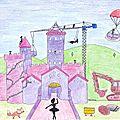 Artjournal et gribouillages #97 ~ chantier