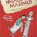 Nigaudus maximus, de collins tim