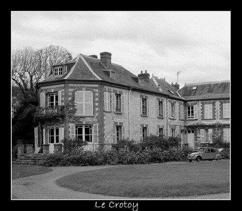 Maison au Crotoy
