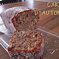 Délicieux cake d
