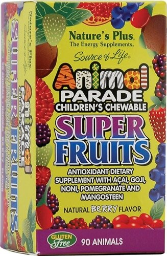 Natures-Plus-Animal-Parade-Childrens-Chewable-Super-Fruits-Berry-097467299528
