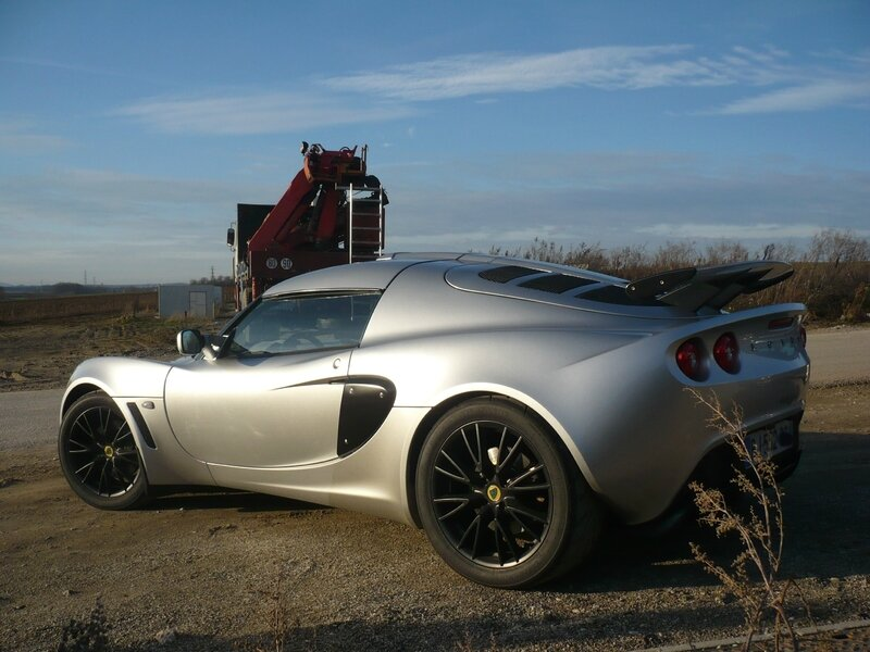 LOTUS Exige S Lampertheim (2)