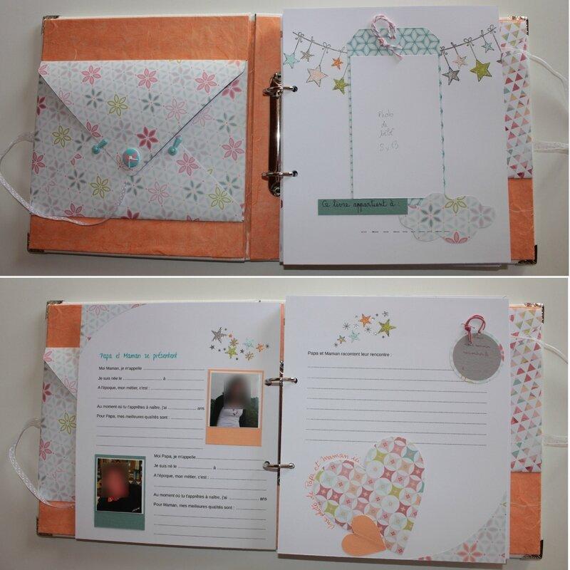 Journal de grossesse 2 2