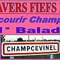 11° balade a champcevinel