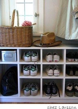 rangement chaussures casier. Black Bedroom Furniture Sets. Home Design Ideas