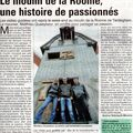 Parution dans l'Indicateur du 7 Avril 2010