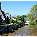 des moulins, du cresson, un fleuve riquiqui minus mais si joli... cote d'albatre partie 2