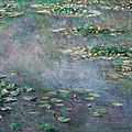 Sotheby's to offer £20-30m water lilies from the most iconic and celebrated of monet's painting series