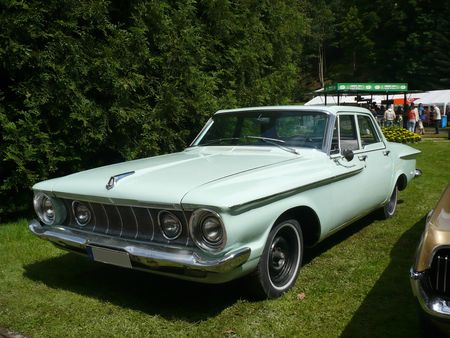 PLYMOUTH Fury 4door Sedan 1962 Bad Herrenalb (1)