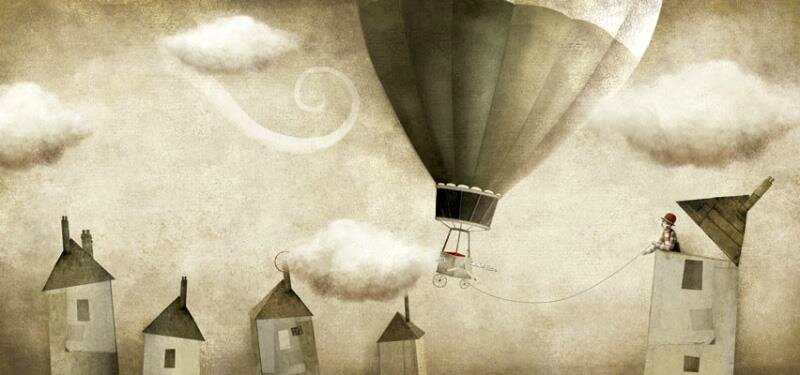 Gabriel Pacheco 1973 - Mexican Surrealist Visionary painter - Tutt'Art@ (33)