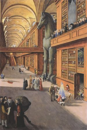 the_magic_library_gianfilippo_usellini