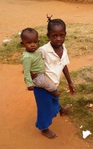 enfant africain