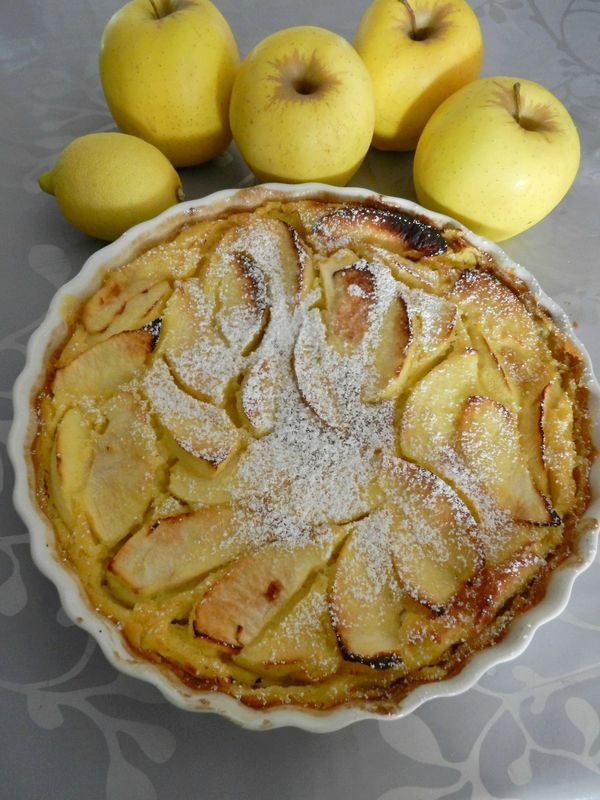 tarte pommes 1