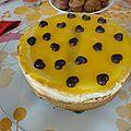Cheesecake vanille au philadelphia