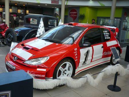 PEUGEOT 206 WRC 2003 Aire d'Ecot (1)
