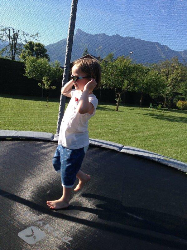 Crash-test du trampoline : ok