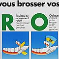 Brossage des dents
