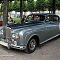 Bentley type S3 berline de 1965 (9ème Classic Gala de Schwetzingen 2011) 01