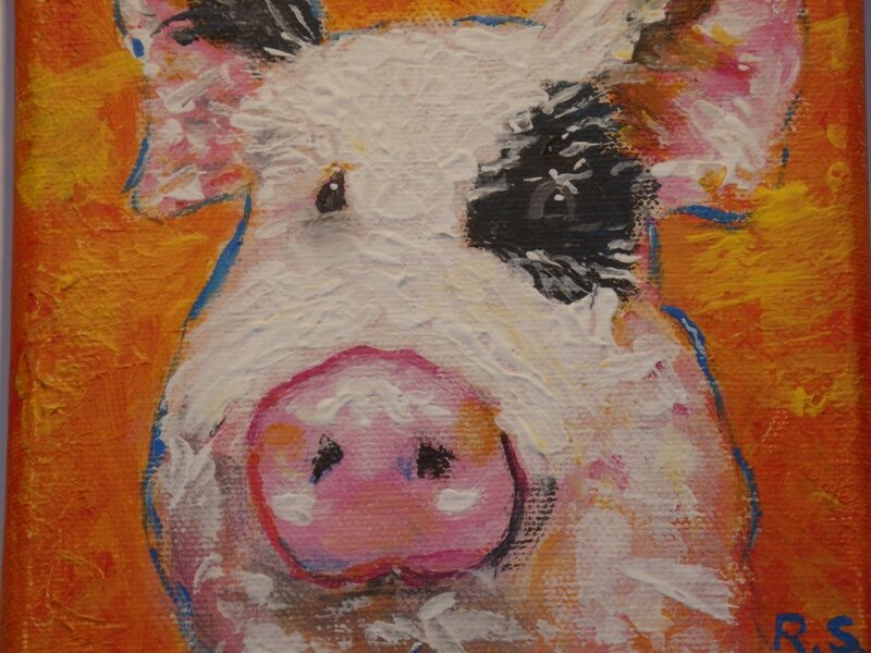 cochon 002