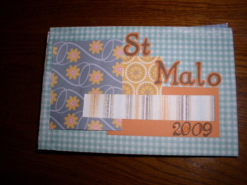 Mini album St-Malo 00 Couverture 2