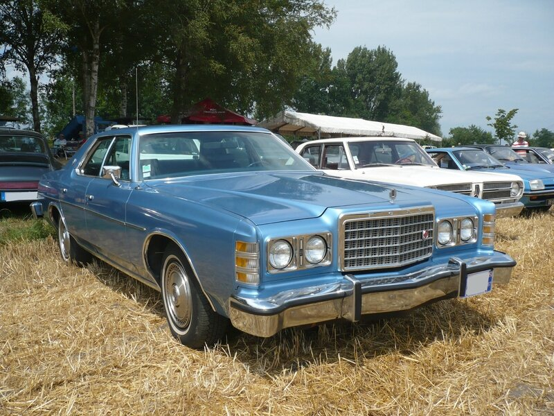 FORD Ltd 4door Sedan Ohnenheim (1)