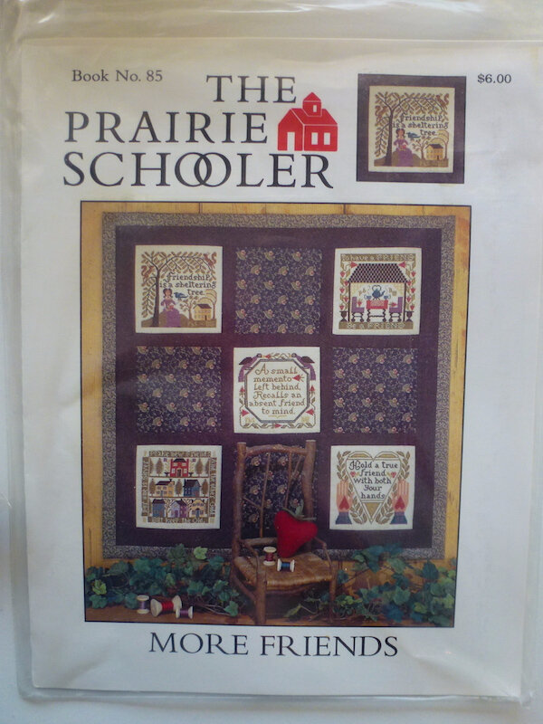THE PRAIRIE SCHOOLER MORE FRIENDS #85