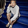 Le nouveau roman d'haruki murami 村上 春樹 est paru au japon