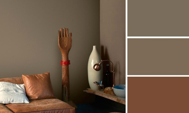 DULUX total-look-marron