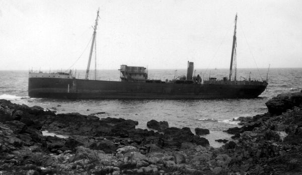 CH16 - Naufrage de la Nièvre à Primelin en mai 1937h