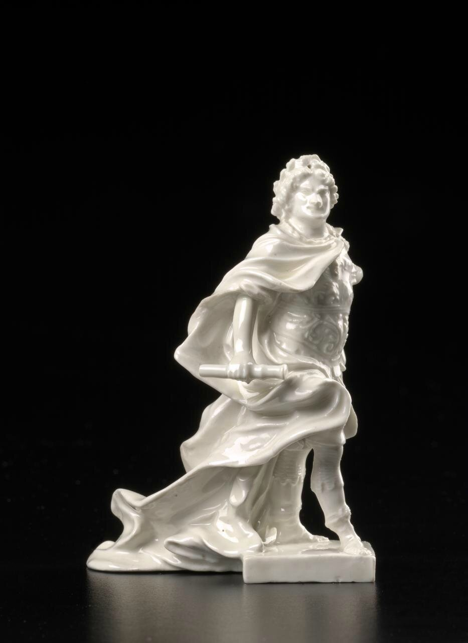 National Gallery of Victoria exhibits collection of eighteenth-century porcelain sculpture