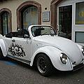 VOLKSWAGEN Coccinelle cabriolet Custom Molsheim (1)