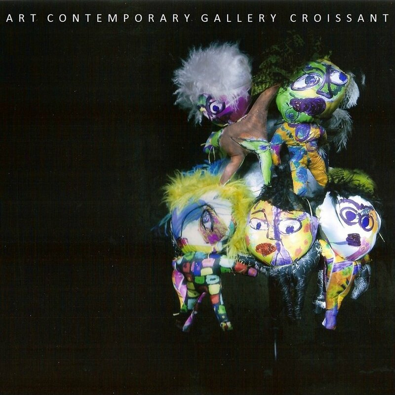 ART CONTEMPORARY GALLERY CROISSANT
