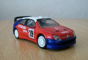 Citroen xsara WRC -Norev- 01