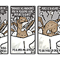 Strip 16: le ventriloque