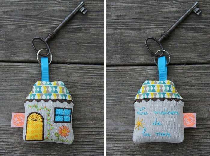 porte-clefs maison-Sabine1